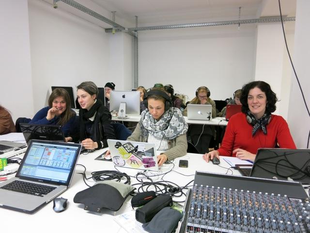 Remix Regendered Workshop 2014