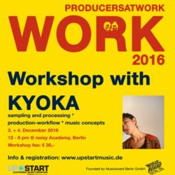 Kyoka Producers At Work