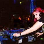 Maya C. Sternel Produzentin elektronischer Musik