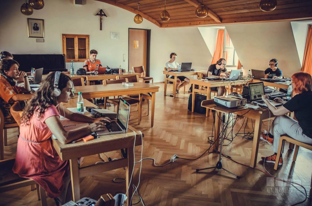 I/O Workshop Bayr. Musikadademie Hammelburg